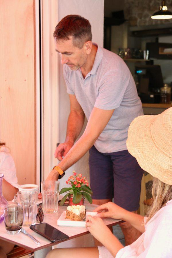 Patrice Bouchaud, restaurant, bio, Merry Mary, Antibes,